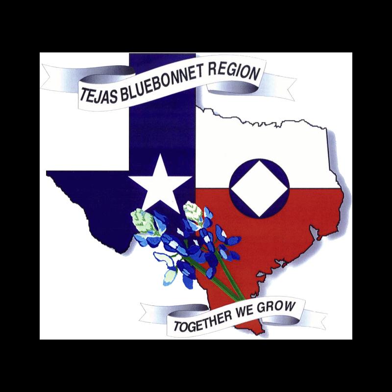 Tejas Bluebonnet logo