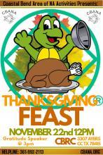 CBANA Thanksgiving Feast